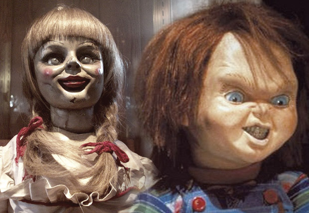 ¿Crossover entre Anabelle y Chucky?